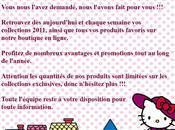 Sanrio shop Paris ouvre boutique ligne