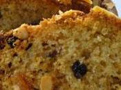 Cake fruits secs