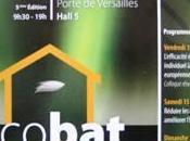 MARS 2008 Salon ECOBAT Paris salon construction ecologique durable (maison passive ...)