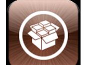 Cydia était disponible, ensuite 1.1.1