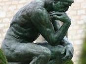 Penseur Rodin amoureux