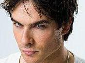 Somerhalder alias Damon Vampire Diaries arrive Paris