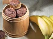 Muffins Okara-banane