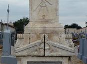 tombe Compagnon Passant charpentier Jean Laville (1799-1874) Villeneuve-sur-Lot (47)