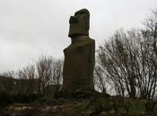 moai Texel (Pays-Bas)