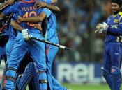 L'Inde championne monde cricket!