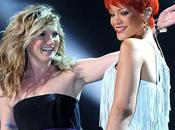 Nouvelle prestation/ performance rihanna jennifer nettles california king