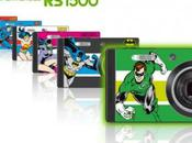 Pentax Optio RS1500 couleurs Comics
