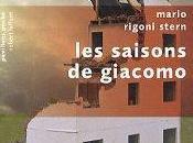 saisons Giacomo Mario RIGONI STERN