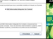 [GED Etape Installation d'IBM Information Integrator Content