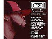 bref Reks, Malcolm Martin, Show, K.R.I.T.