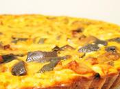 Quiche ratatouille sans pâte mode light