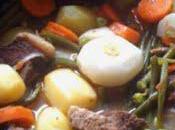 recette Pâques Navarin d'agneau