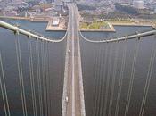 Japon: plus grand pont suspendu d'Akashi-Kaikyō Documentaire