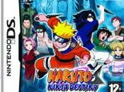 Naruto Ninja Destiny, premier combat Nintendo
