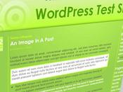 Thème WordPress Fresh Green vraiment tout vert