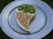 Entremet kiwi noix coco inter-blog