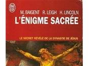 L'ENIGME SACREE Michael Baigent,Richard Leigh Henry Lincoln