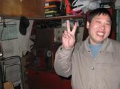 Portrait Chine (11), Zhou, cordonnier