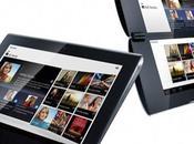Sony s'invite marché tablets avec sous HoneyComb