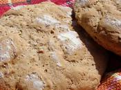Pain farine sarrasin lardons