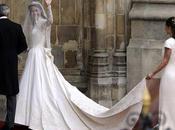 Découvrez enfin robe mariée Kate Middleton