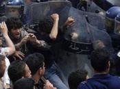 Manifestation étudiants algériens blessés