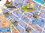 Tour France Saint-Maur juillet