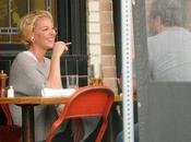 Katherine Heigl Puffs Electronic Cigarette