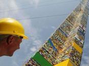 Brésil plus grande tour Lego