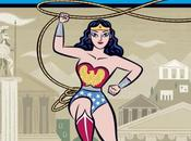 petit Wonder Woman illustré