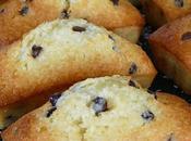 Minis Cakes coco pépites Sophie Dudemaine