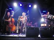 Pulcinella, quatre jongleurs jazz