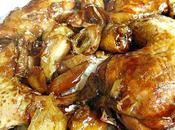 Poulet sauce soja vinaigre balsamique façon christelle