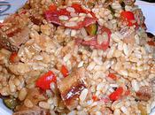 Risotto Chorizo Merguez