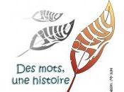 mots, histoire...
