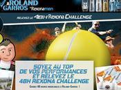 Rexona t'offre Rolland Garros avec Challenge