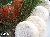 Tarte picodon thym tomates pâte brisée blanc