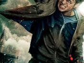 Harry Potter reliques Mort Partie Affiches films