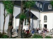 Café terrasse intime
