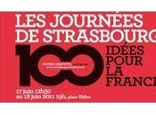 Strasbourg débat autour idées pour France, juin prochains