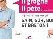 Bretagne. éleveurs porcs font preuve d'humour
