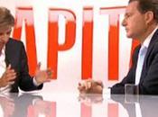 Eric Besson, questions témoignages dérange l'émission capital