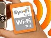 Eye-Fi carte mémoire Wifi
