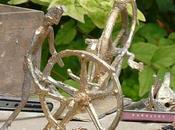Qu'avaient donc derrière tête artistes quand coulé leur bronze mode burkinabé?