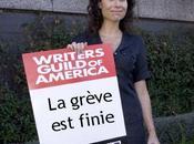 officielle grève scénaristes Hollywood