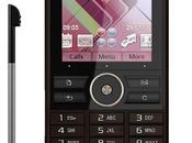 Sony Ericsson G900 tactile pour pros
