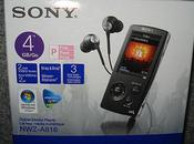 [Achat] Baladeur Sony NW-ZA816P