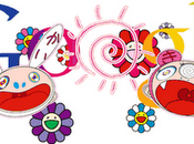 Premier jour l'été 2011: Takashi Murakami doodle