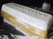 Terrine panna cotta basilic-oranger gelee mirabelles miel